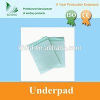 color print economic sanitary pad