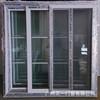 Sliding Windows,Sliding Type And Plastic Frame Material UPVC Sliding Window