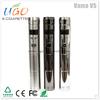 Factory price e cig vamo v5 mod vamo v5 starter kit with short circuit protection