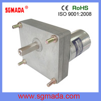 12v dc electric car motor with gearbox