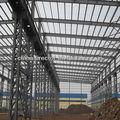 pre ingeniería de la estructura de acero de acero armadura de techo de diseño