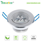 9W High qualtiy LED ceiling Lamp Spot light 85V-245V for home illumination