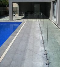 2014 the most advanced and fashionable pool fencing options