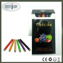 New Product rich tastes big vapor smoking glass shisha pipe
