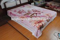 eskimo blankets/wholesale felt moving blankets/black and white blanket