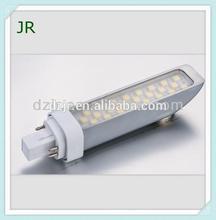Top selling plc 4 pin led g24 lamp 2835SMD 7w LED Lights