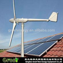 HOT ! solar wind hybrid power generator 1kw,personal system,cheap portable,easy installation