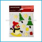 Christmas Jelly Gel Window Sticker