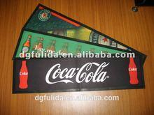 Rubber environmental table mat