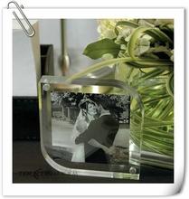 fashion OEM acrylic magnetic photo frame wholesale