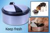 2014 cheap pet feeder auto sensor dog bowl