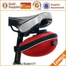expandable travel mount hiking eva hard shell bicycle Saddle Bag Tool Pouch