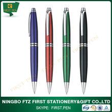 Jumbo Barrel Heavy Metal Ball Pen For Office Use