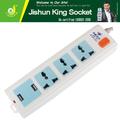 3 sockets pin de salida, universal de pared zócalo cargador usb, toma de corriente con usb 2100ma