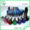 2014 newest design high quality best e pipe K1000 ecig vaporizer k1000 in shenzhen