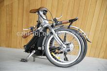 kids electric pocket bikes,good quality aluminum frame 6 speed,20inch lightweight lithium battery folding bikes