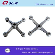 OEM high quality office chair parts stainless steel precision casting from China supplier