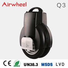 New Airwheel Q3-340wh Electric Scooter Foldable Unicycle Mini Bicycle One Wheel