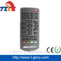Dvd controle remoto universal com códigos iso/ce/bl