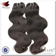 Virgin Hair Fantasi hot selling 8 inch body wave brazilian hair weft