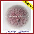 De China últimas nuevo de interior decorado bolas de espuma de poliestireno con colgante bola de las flores