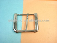 fashion silver metal leather belt buckle for bags woman q-0336