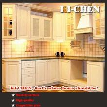 White Bespoke Kitchen cabinet with Interior furniture export