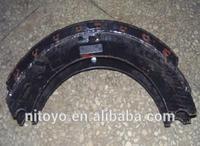 53205-3501095 MAZ Heavy Duty Truck Brake Shoes