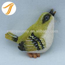 Handpainting promotional decorative hooks with bird shape