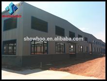 Construction steel metal building kits