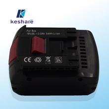 Bosch 18V battery bosch cordless lithium 18v for bosch drills 18v 3ah