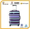 stripe print orim luggage, hard case ormi luggage, ormi travel luggage