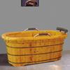 (042A) indoor solid wood bathtub