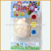 ceramic egg design diy paint set painting toys
