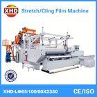 polyethylene plastic film blow machine price