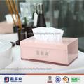vendita calda casa rosa acrilica uso tovagliolo e portarotolo