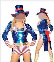Nueva llegada trajes de mago circo Sexy trajes disfraces de cosplay