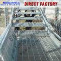 Rejilla de acero/lowes antideslizante peldaños de la escalera