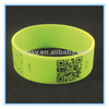 make with Print color filled rubber band bracelet