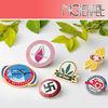 Factory personalized metal gold lapel pin/2014 new product China supply custom design lapel pin/Hard&Soft enamel lapel pins