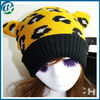 Fashion knitted beanie hat cat ears hat
