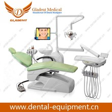Foshan Galdent manufacture dental clinic chair with new model and cheap price
