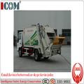 Jac camion à ordures 6000l compresser des déchets, ordures compacteur camion, camion de collecte des déchets alimentaires