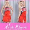 Wholesale OEM accept cheap charming football cheerleader costume