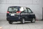 Popular Dongfeng Succe Family Car C16A 7 Passenger seats MPV