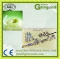 Orgánica / manzana / fruta concentrado de jugo de procesamiento de línea