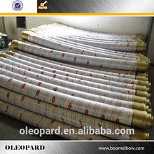 4 strati filo di acciaio schwing dn125*3m vibratore tubo in cemento