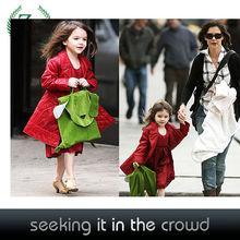 Manuella suri children outside handbags ,fashion kids hand made bags , school bag