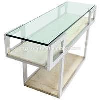 High-Class glass jewelry display cabinet zhong shan manufacture