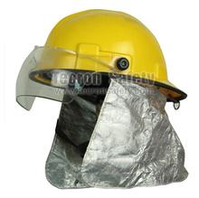 Tecron Safety Fire Fighter Helmet / Fire fighting Helmet / GB Fire Helmet